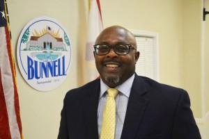 City Manager Alvin Jackson. (© FlaglerLive)