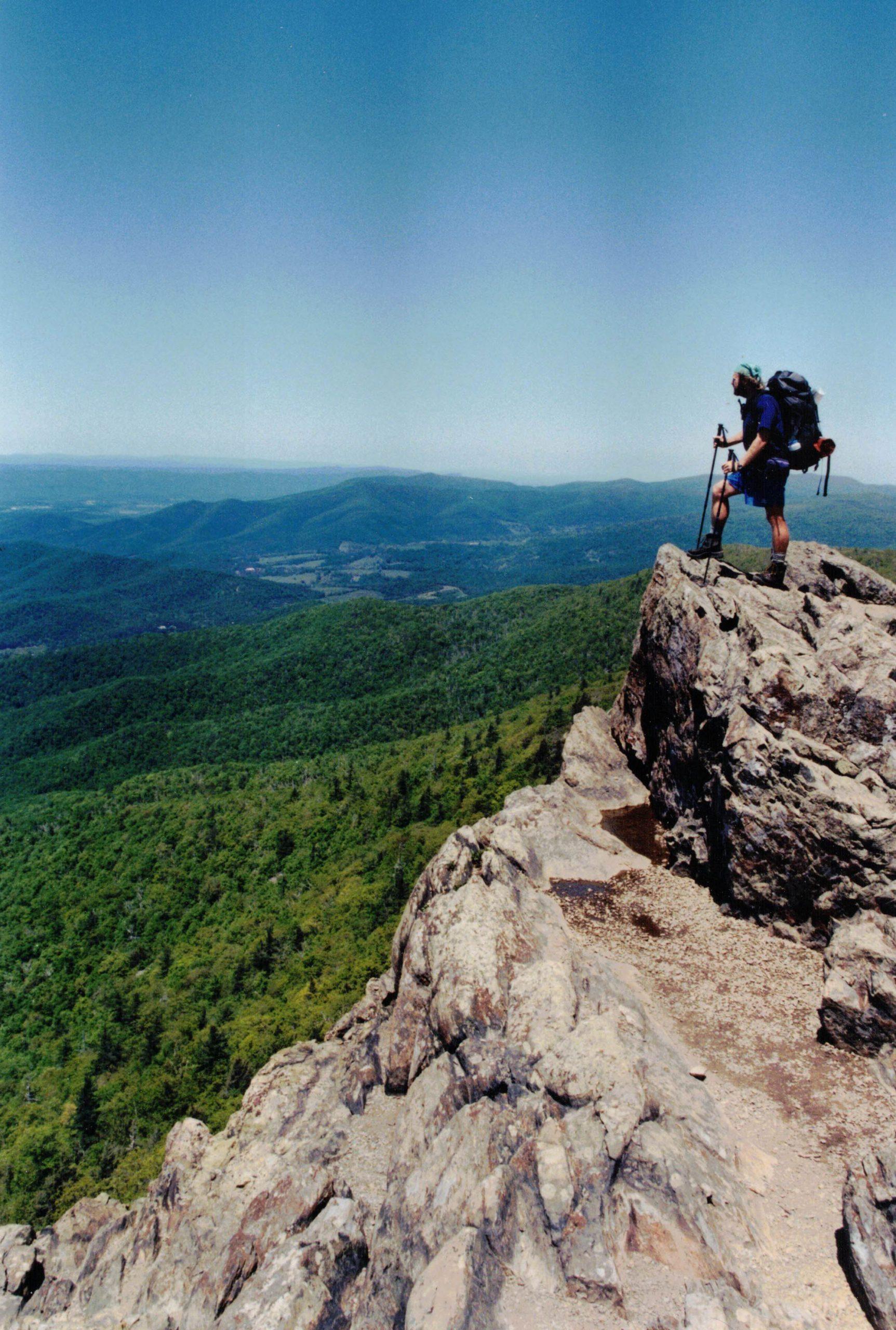 appalachian trail pierre tristam