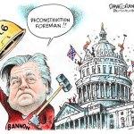 Bannon Jan 6 foreman by Dave Granlund, PoliticalCartoons.com