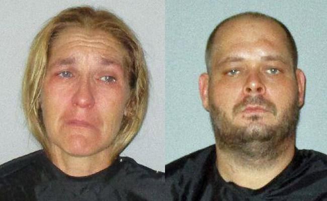 Billy Burnett, 33, of Bunnell, andTricia Reigle, 47, of Flagler Beach.