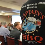 Flagler County and Captain's Barbecue at Bings Landing may be near a resolution on a year-long legal battle. (© FlaglerLive)
