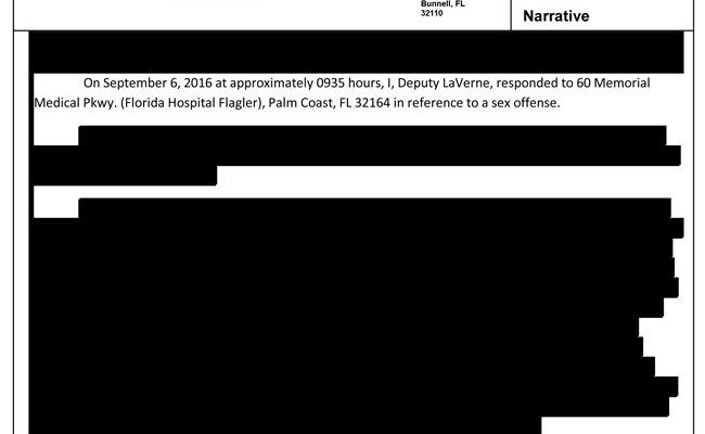 sheriff's office censored