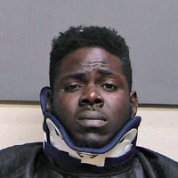 Chauncey McCray after his arrest. (FCSO)