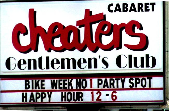 cheaters strip club gentlemen's club ormond-beach us route 1