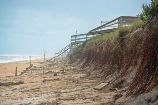 painters hill flagler beaches desolation