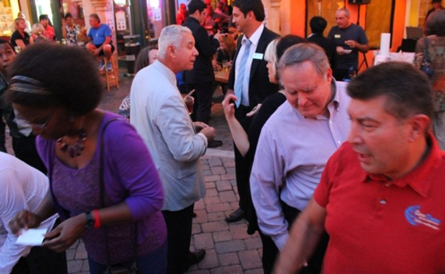 In its two years on the Palm Coast business scene, Ky Ekinci's monthly Entrepreneur Night has grown from a gathering of 20 people who knew each other to an event that consistently draws more than 100 people from all walks of business.