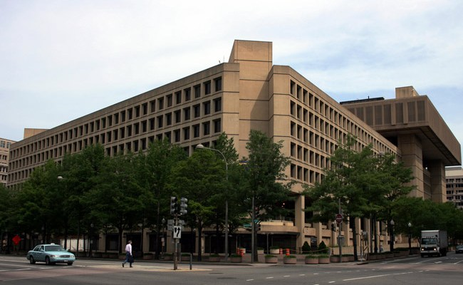 fbi j. edgar hoover building washington dc