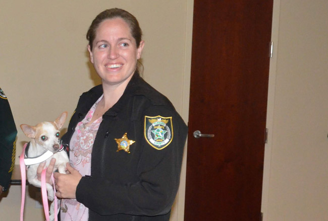fiona ebrill officer of the year