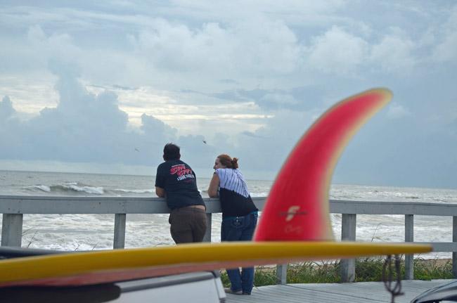 Flagler Surf Series is this weekend in Flagler Beach. See below. (© FlaglerLive)