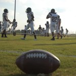Friday night lights will return as FPC and Matanzas kick-off the weirdest football season of all next week, but with limited fans and other restrictions. (© FlaglerLive)