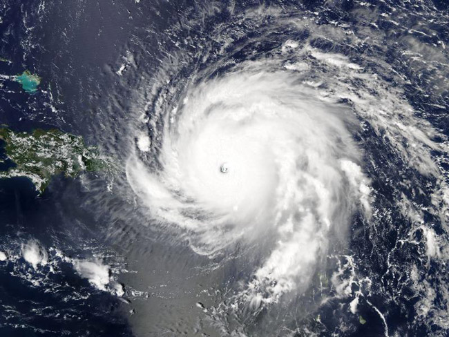 Hurricanes will still be the only thing fueled up when they next strike Florida. (NASA)