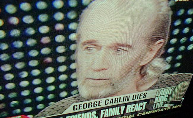 george carlin free speech