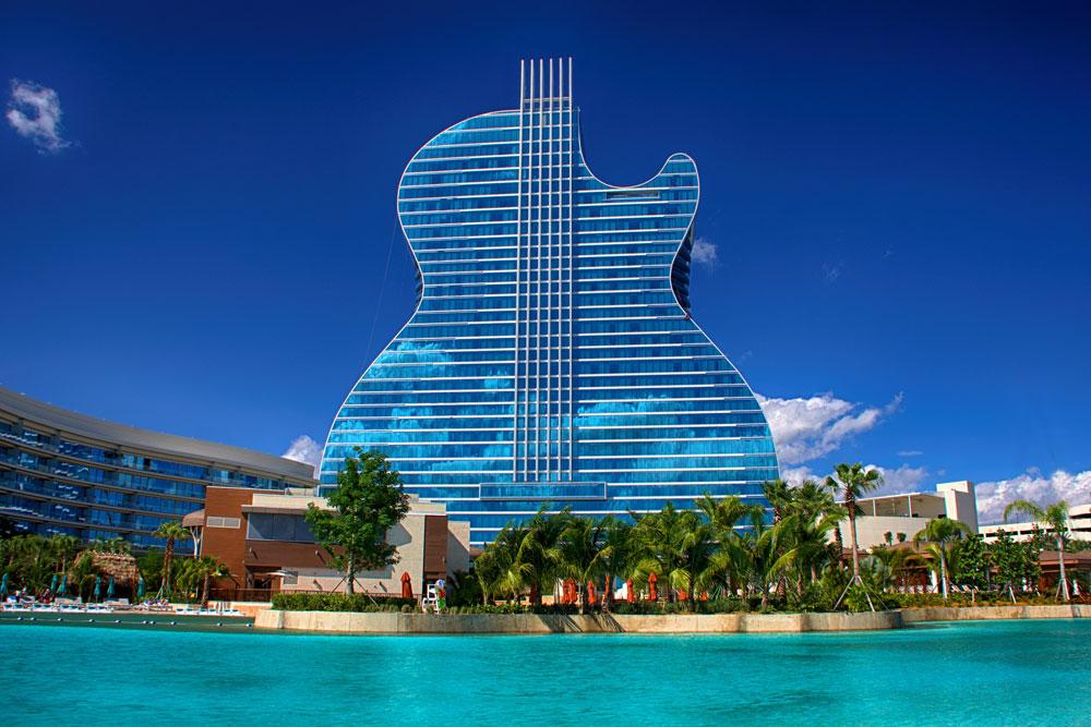 guitar hotel seminole