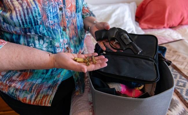guns and dementia
