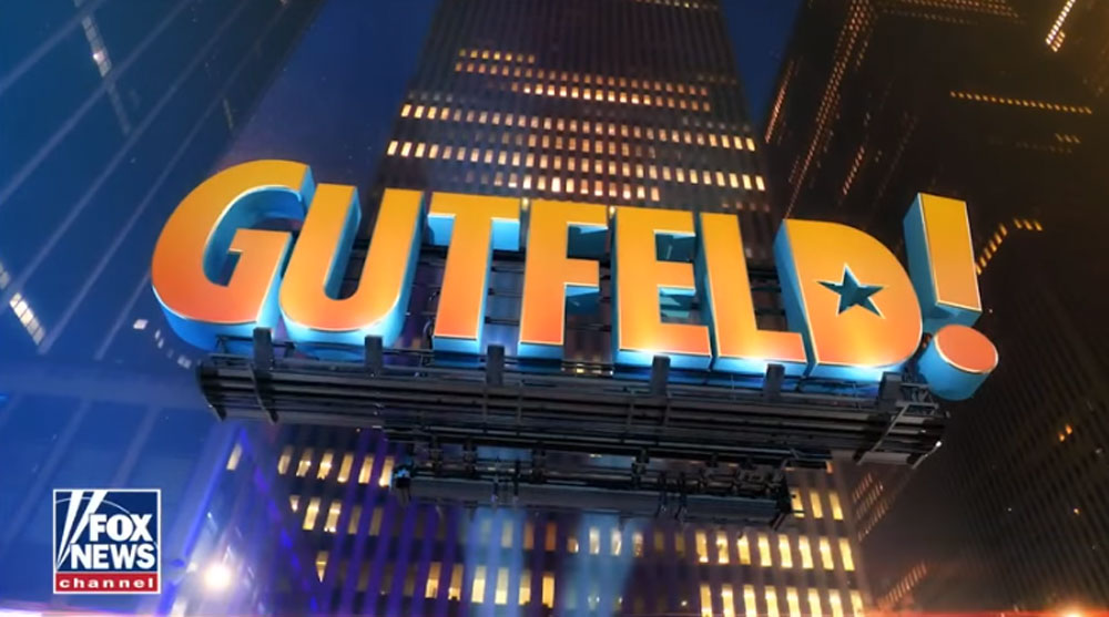 Regardless of whether or not this comedy is to your taste, it's working for Gutfeld and his audience.