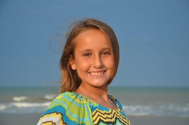 Hannah Grace Blevins - Little Miss Flagler County