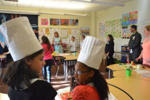 nutrition class rymfire elementary