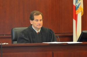 Judge Dennis Craig. (© FlaglerLive)