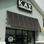 Kay Jewelers in the Target shopping center in Palm Coast.