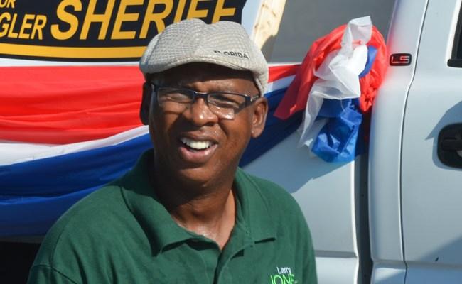 sgt larry jones sheriff candidate flagler