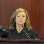 Circuit Judge Margaret Hudson. (© FlaglerLive)