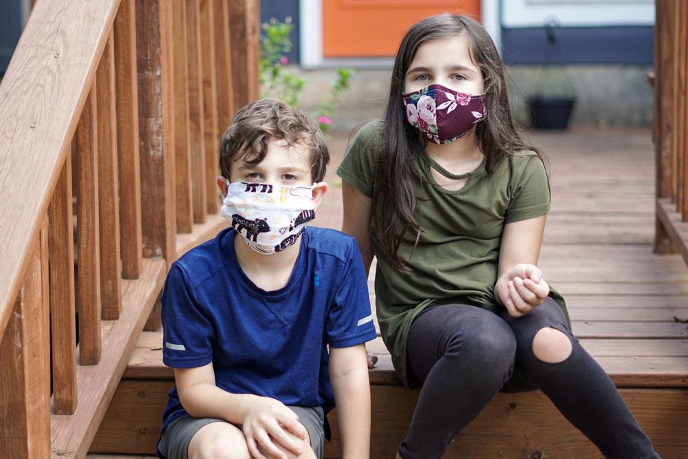 masks children