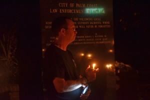 sgt michael van buren at joe delarosby memorial