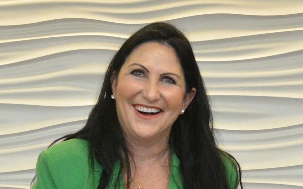 Palm Coast Mayor Milissa Holland. (© FlaglerLive)
