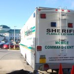 The Flagler County Commission today approved pulling $400,000 from its reserves to enable the purchase of a new mobile command center for the Sheriff's Office. (© FlaglerLive)