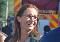Judge Melissa Moore-Stens. (© FlaglerLive)