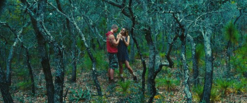 'Moss,' a 'Southern gothic coming-of-age tale,' is among the films shown this weekend.