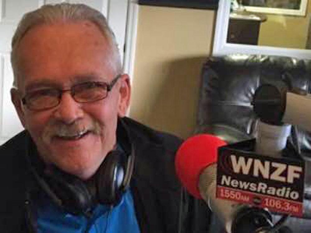 Bob Newsholme (WNZF)