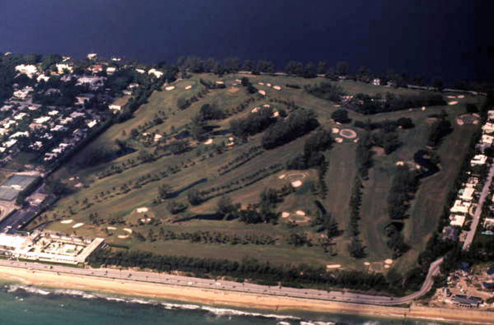 The Palm Beach Country Club in a 1973 Florida Memory photo.