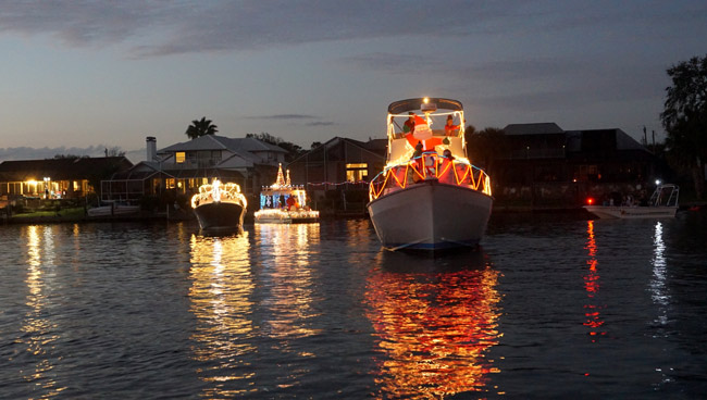 palm coast boat parade