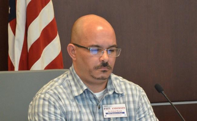 paul anderson flagler county school board
