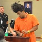 Phillip Haire in court in October. (© FlaglerLive)