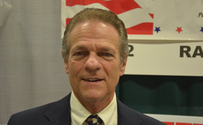ray stevens flagler county sheriff candidate elections 2012
