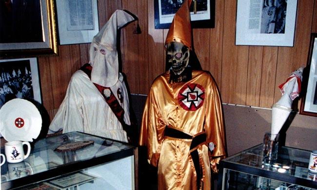 Redneck Shop and Klan Museum, Lauren, SC
