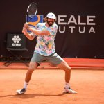 Reilly Opelka's ranking will improve even with a loss at the French Open. He can now look forward to Wimbledon. (Corinne Dubreuil/ATPTour.com)