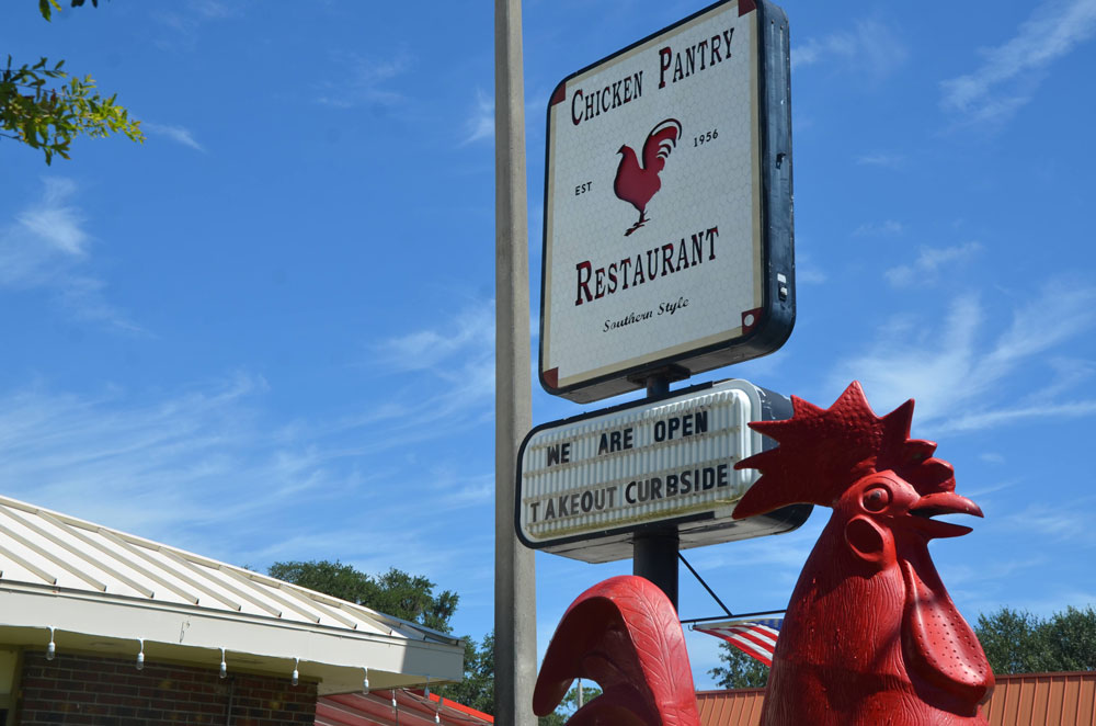 restaurants restrictions florida