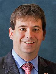 Sen. John Legg is a Tampa Bay Republican.