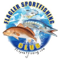 flagler sports fishing club logo