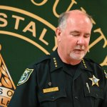 Flagler County Sheriff Rick Staly. (© FlaglerLive)