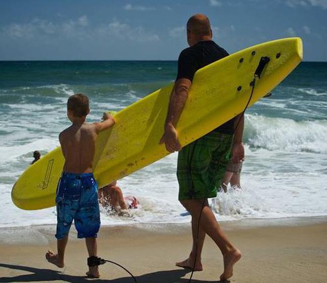 Surf for Autism is this weekend in Flagler Beach. See details below. (Facebook)