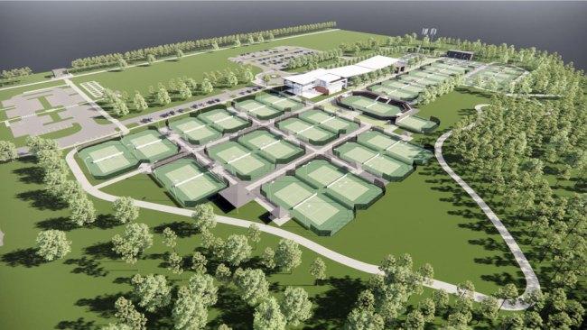 palm coast tennis center