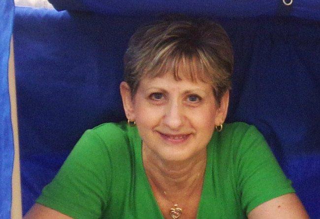flagler county librarian Theresa Owen