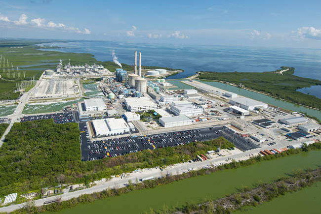 The Turkey Point plant. (FPL)