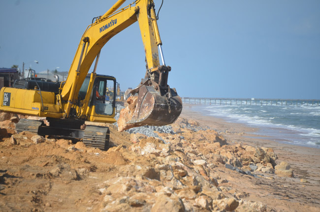 us army corps beach renourishment