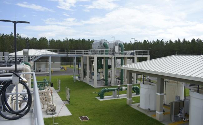 palm coast sewer plant