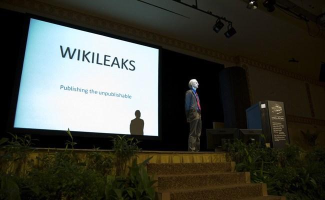 wikileaks assange national service